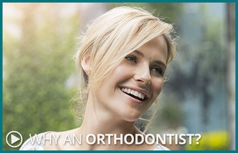 Why an Orthodontist Central Michigan Orthodontics Mt. Pleasant Clare MI